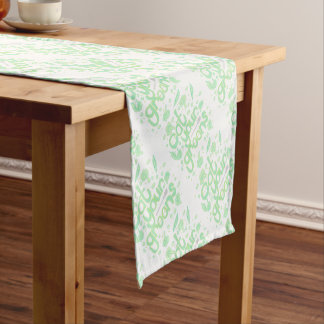 eat your greens short table runner