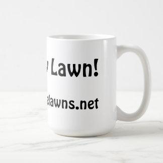 Eat Your Lawn Mug