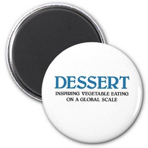 Eat Your Vegetables Magnet