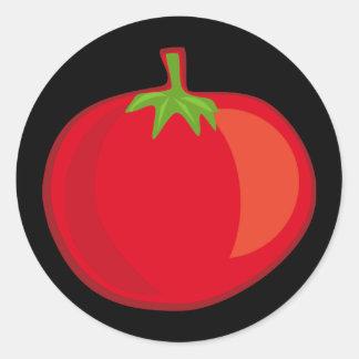 Eat Your Veggies The Tomato Sticker