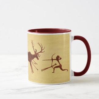 EatAnimals.com Cave Painting Mug