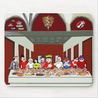 Eater's Last Supper Mouse Pad