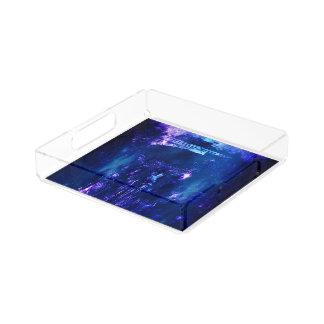 Eathereal Falls Acrylic Tray