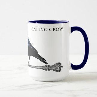 Eating Crow Coffee Mug