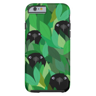 Eating Crow iPhone 6/6s, Tough Phone Case
