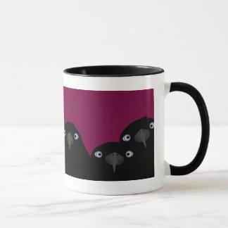 Eating Crow Mug