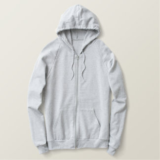 Eating Disorders Awareness, Join The Action! Embroidered Hoodie