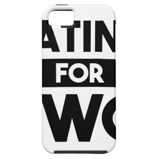 Eating for Two iPhone 5 Covers