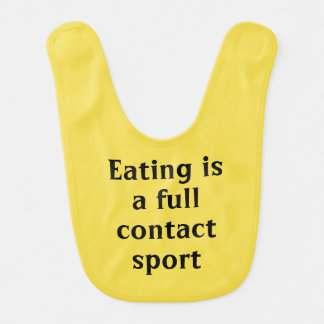 Eating Sport Bib