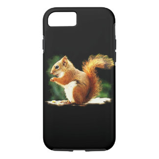 Eating Squirrel iPhone 7 Case