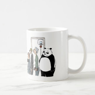 Eats ... shoots ... leaves coffee mug