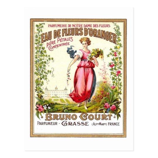 Eau de Fleurs d'Orangers Postcard