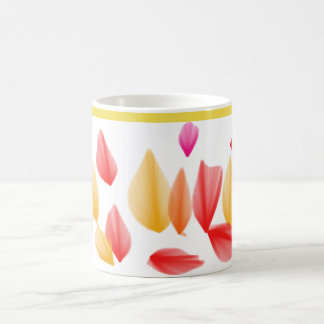 eautiful leaves mug
