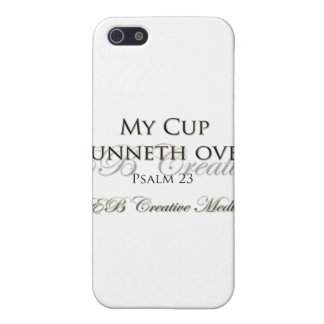 EB Creative Media - My Cup Runneth Over Case For iPhone 5/5S