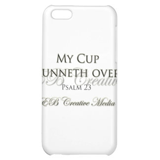 EB Creative Media - My Cup Runneth Over iPhone 5C Covers
