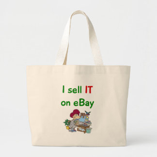 Ebay self employed tote bag