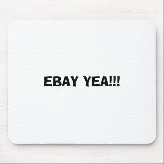 EBAY YEA!!! MOUSE PAD