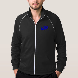 """eBike - Just ride it"" custom jackets for men"
