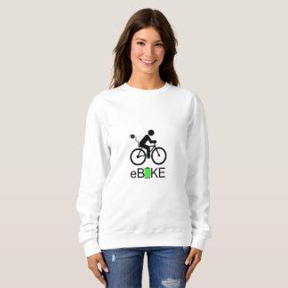 """Ebike"" sweatshirts for women"
