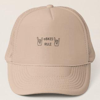 """""""Ebikes Rule"""" hats"""