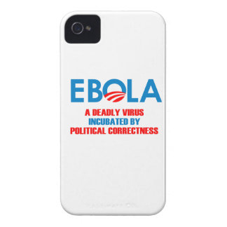 EBOLA - A DEADLY VIRUS INCUBATED Case-Mate iPhone 4 CASES