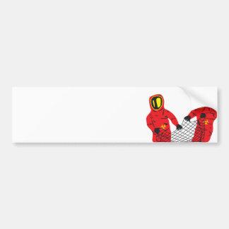 ebola pandemic bumper sticker