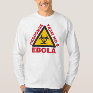 Ebola Response Team Long-Sleeve T-Shirt