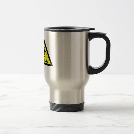Ebola Warning Mugs