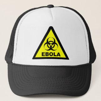 Ebola Warning Trucker Hat
