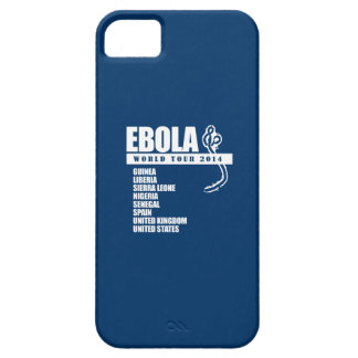 EBOLA WORLD TOUR 2014 iPhone 5 COVERS