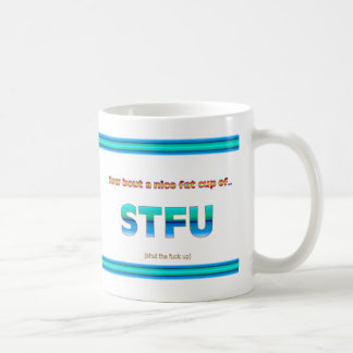 ebonix stfu mug