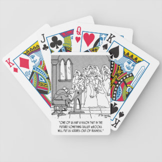 eBook Cartoon 8422 Bicycle Playing Cards