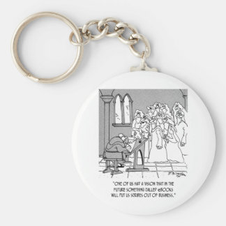 eBook Cartoon 8422 Keychain