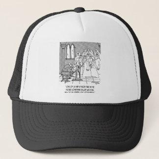 eBook Cartoon 8422 Trucker Hat