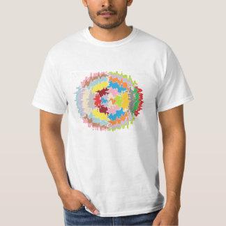 EBR Rainbow Colors:  Energy Balance T-Shirt