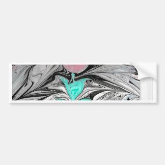 Ebru Bumper Sticker