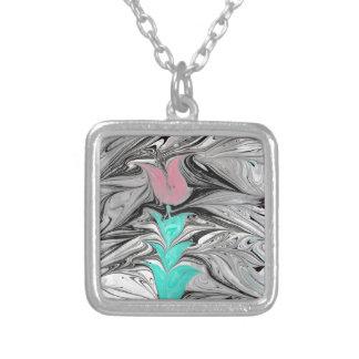 Ebru Silver Plated Necklace