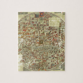 Ebstorf Map Jigsaw Puzzle