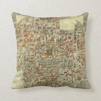 Ebstorf Map Pillow