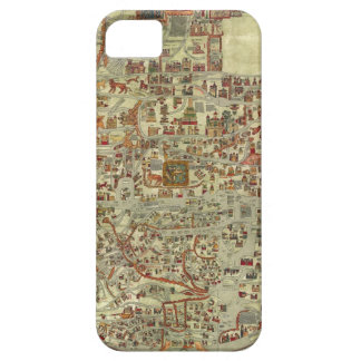 Ebstorfer Old World Map iPhone 5 Cover