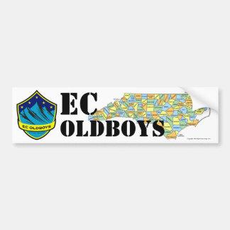 EC Oldboys Bumper Sticker