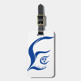 EC on the Road Luggage Tag