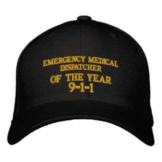 ECC Dispatcher Embroidered Hat