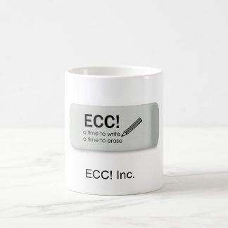 ECC_mug, ECC! Inc. Coffee Mug