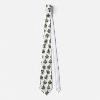 Eccard Family Crest Tie