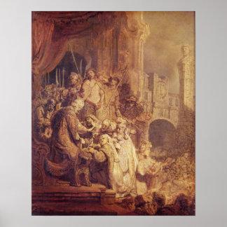 Ecce Homo, 1634 Posters