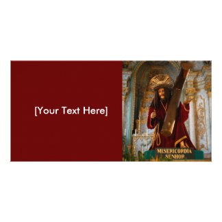 Ecce Homo Photo Greeting Card