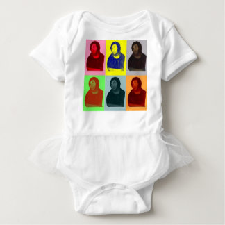 Ecce Homo - Pop Art Style Baby Bodysuit
