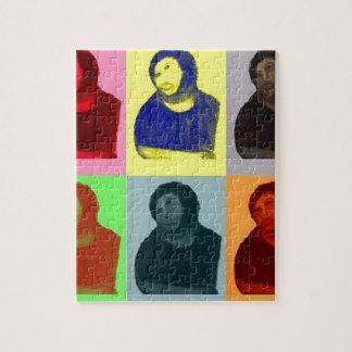 Ecce Homo - Pop Art Style Jigsaw Puzzle