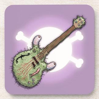 Ecclectric Guitar Coaster